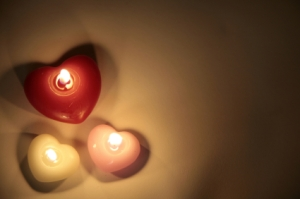 Meditation Classes | Romantic Heart Candles